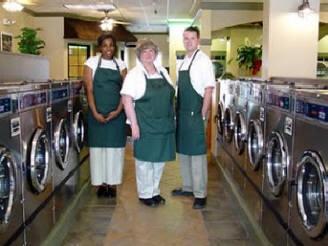 Laundromat Coin Laundry Attendant Training