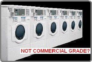 Laundromat Coin Laundry washer comparisons